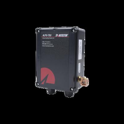 Protector Supresor Contra Descargas Eléctricas Para 1 Puerto RJ45 y 1 Puerto atornillable de 4 terminales Para Protección de 48 VDC