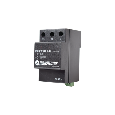 Supresor de Sobretensiones A 600 VDC Tipo 2 En Montaje DIN Rail (1104-11-100)