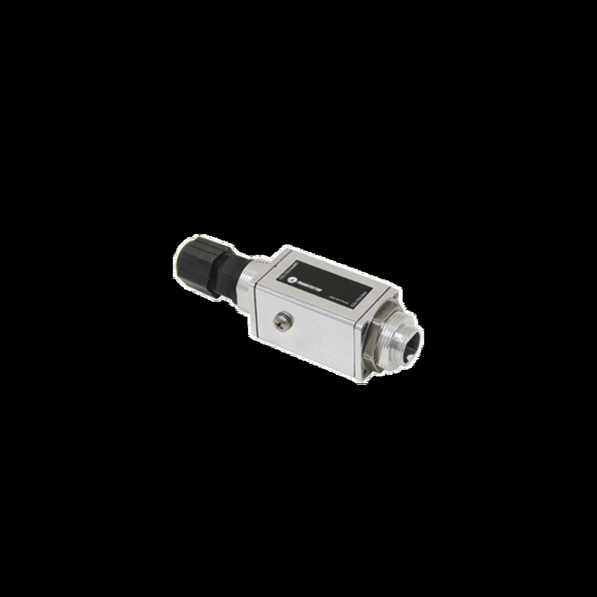 Protector POE Contra Descargas Eléctricas y Atmosféricas Con 10 Años de Garantía En Montaje Bulkhead (mampara) Para Cat5e 1000 Mbps