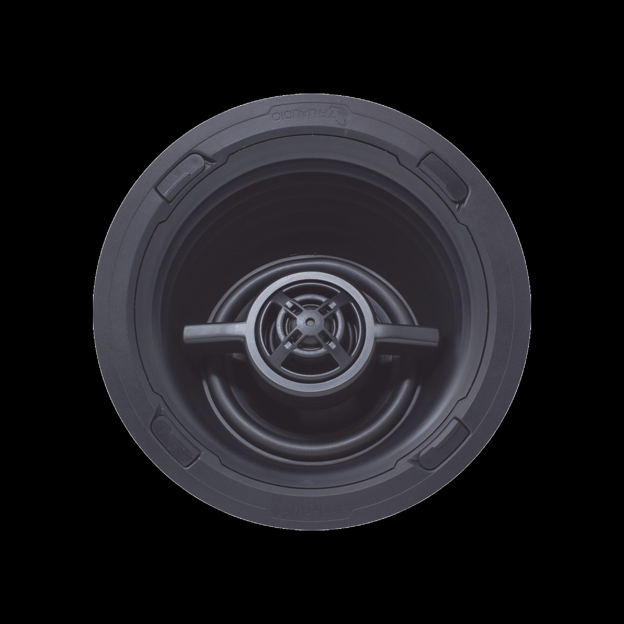 REV Series Altavoz LCR Angulo para Techo de 3 Vias para Cine en Casa | Woofer 7in de Polipropileno |  Tweeter de 1in, 150W, 8?