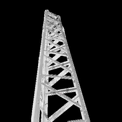 Torre Autosoportada TITAN T-300 de 26.8 metros (88 pies) con Base.