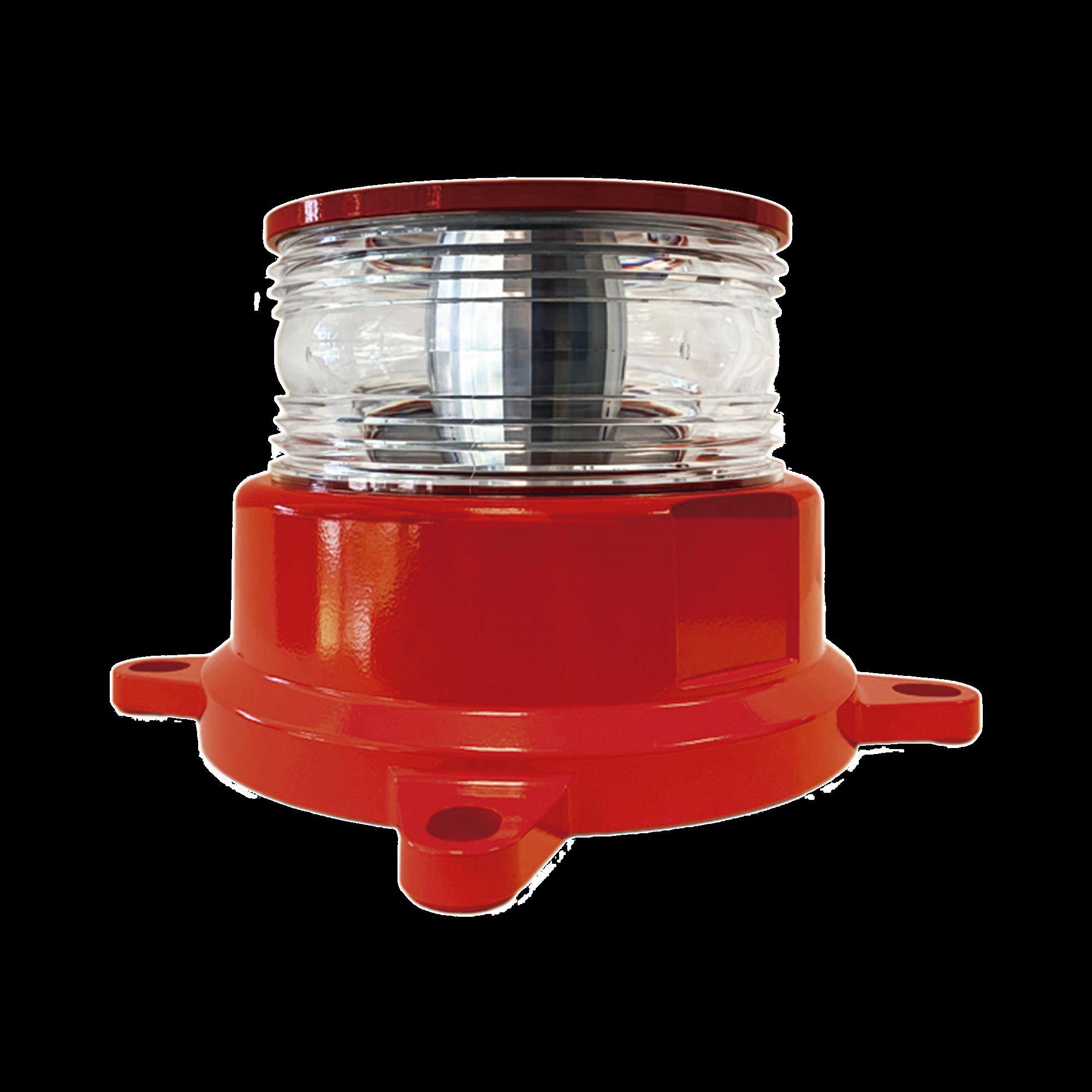 Lámpara de Obstrucción Tipo L-864, LED de baja intensidad, (24 Vcd).