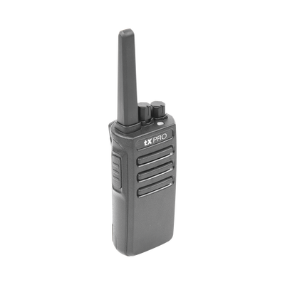 Radio Portátil VHF, 5W de Potencia, Scrambler de Voz, Alta Cobertura, 136-174 MHZ