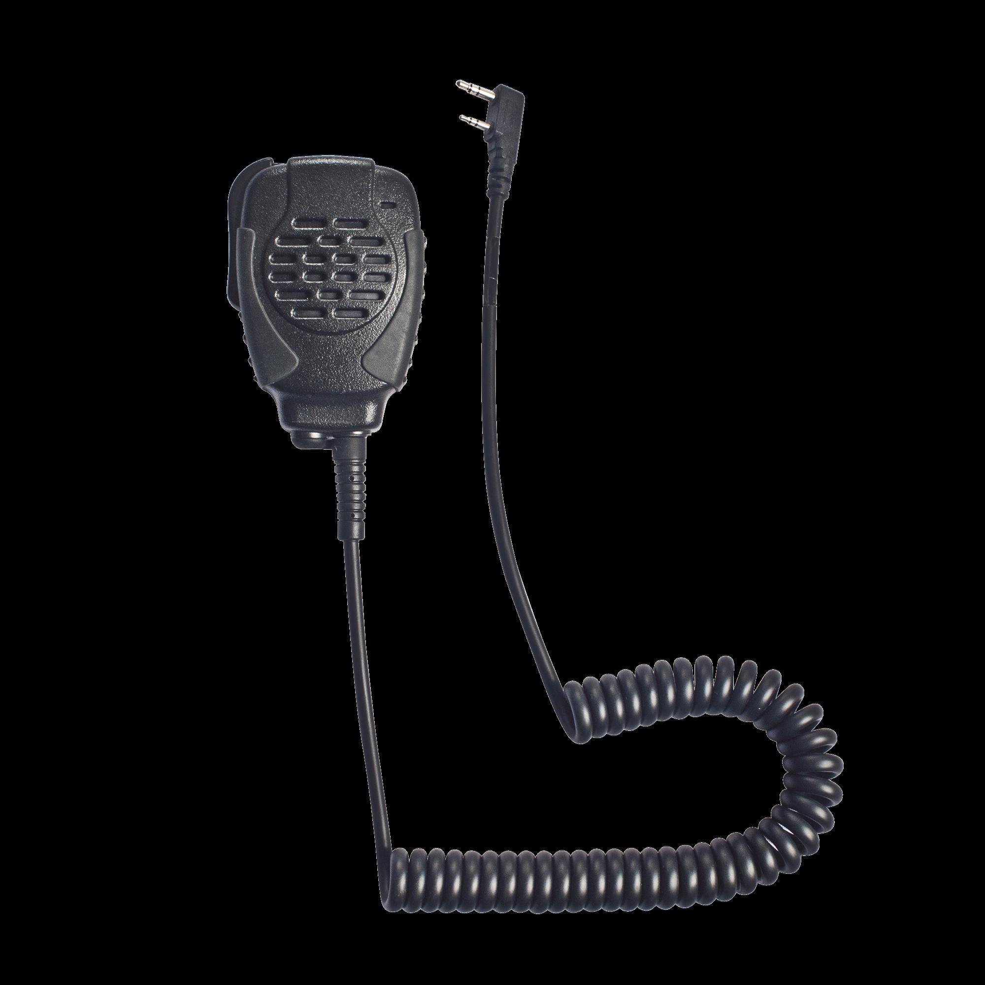 Micrófono-bocina con GPS para radios KENWOOD NX-1000/240/340/220/320, TK-2312/3312/2360/3360
