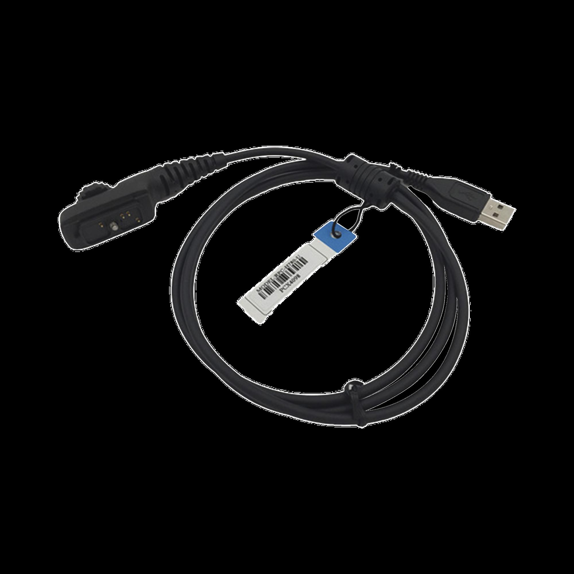 Cable programador para radios HYT PD700/ PD702/ PD780/ PD782/ PD788/ PD580.