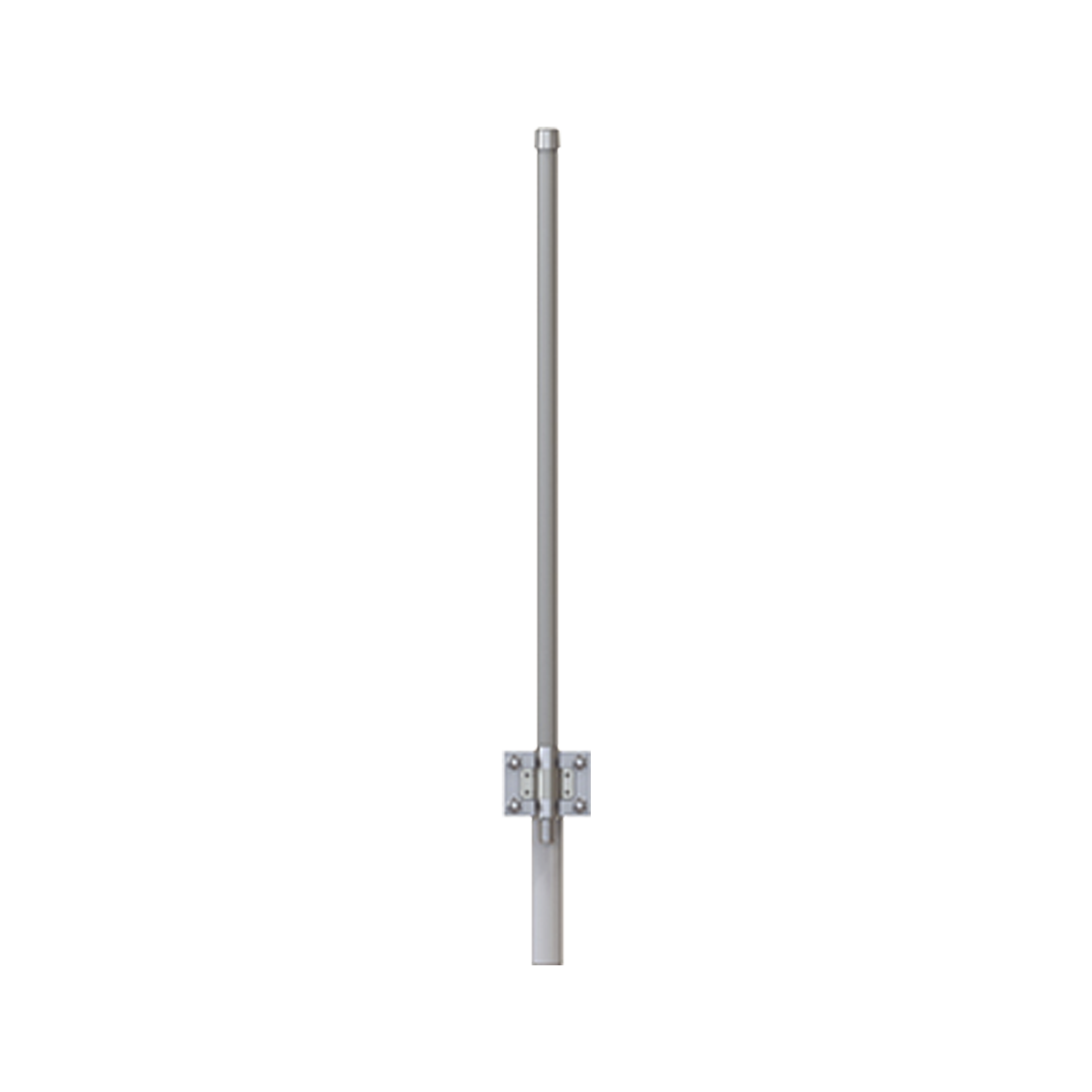 Antena Omnidireccional, Frecuencia 5.7-5.8 GHz, Ganancia de 12 dBi, conector N-hembra, Dimensiones 3.8 x 55 cm / Peso 1.2 kg