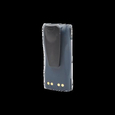 Batería de Ni-MH, 2300mAh para radios Motorola PRO-3150/ CT150/ 250/ 450/ P040/ 080/ 885/ GP308. Clip incluido