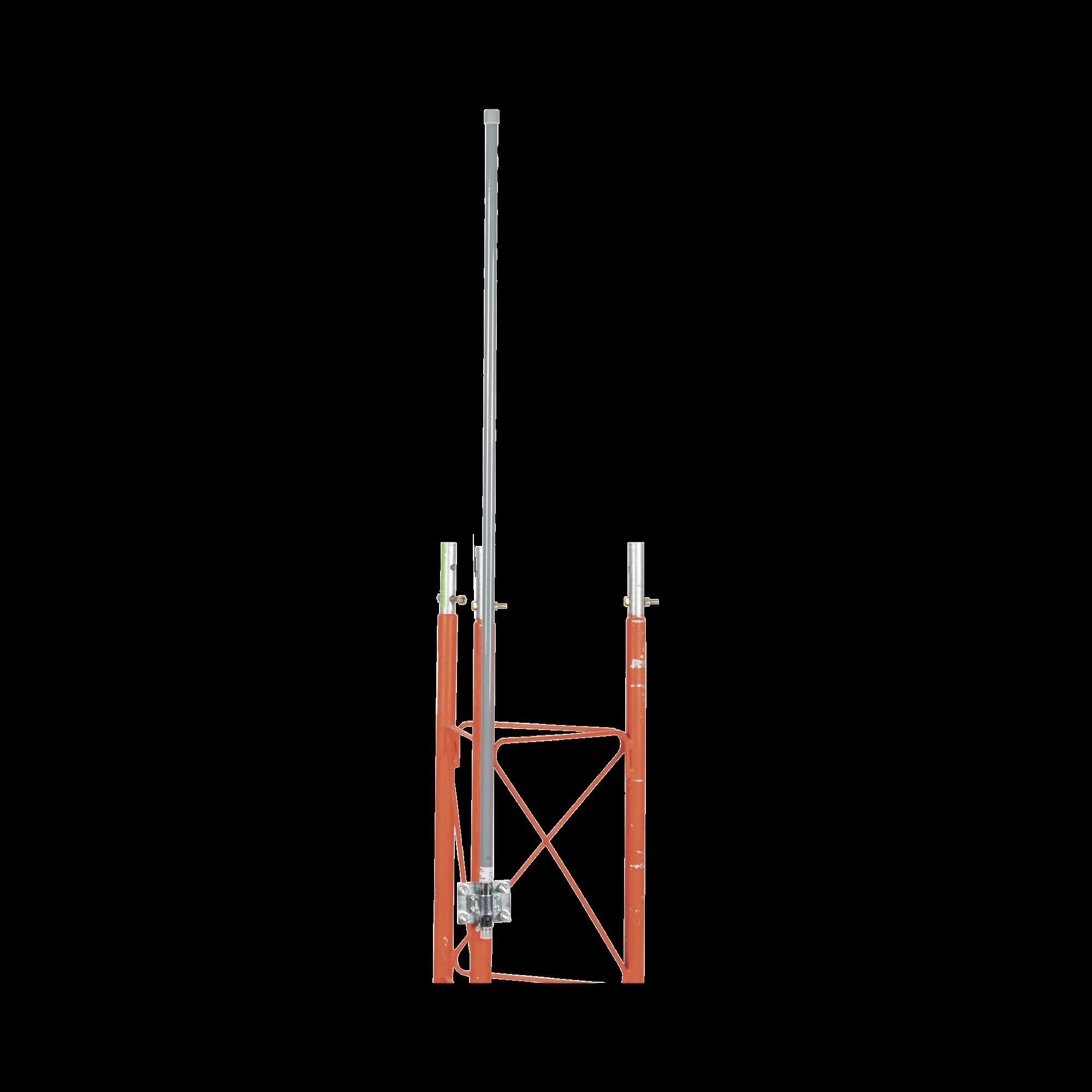 Antena omnidireccional de 2.4 GHz, Ganancia 12 dBi, dimensiones 3.8 x 1.5 cm , conector N-Hembra, con montaje incluido