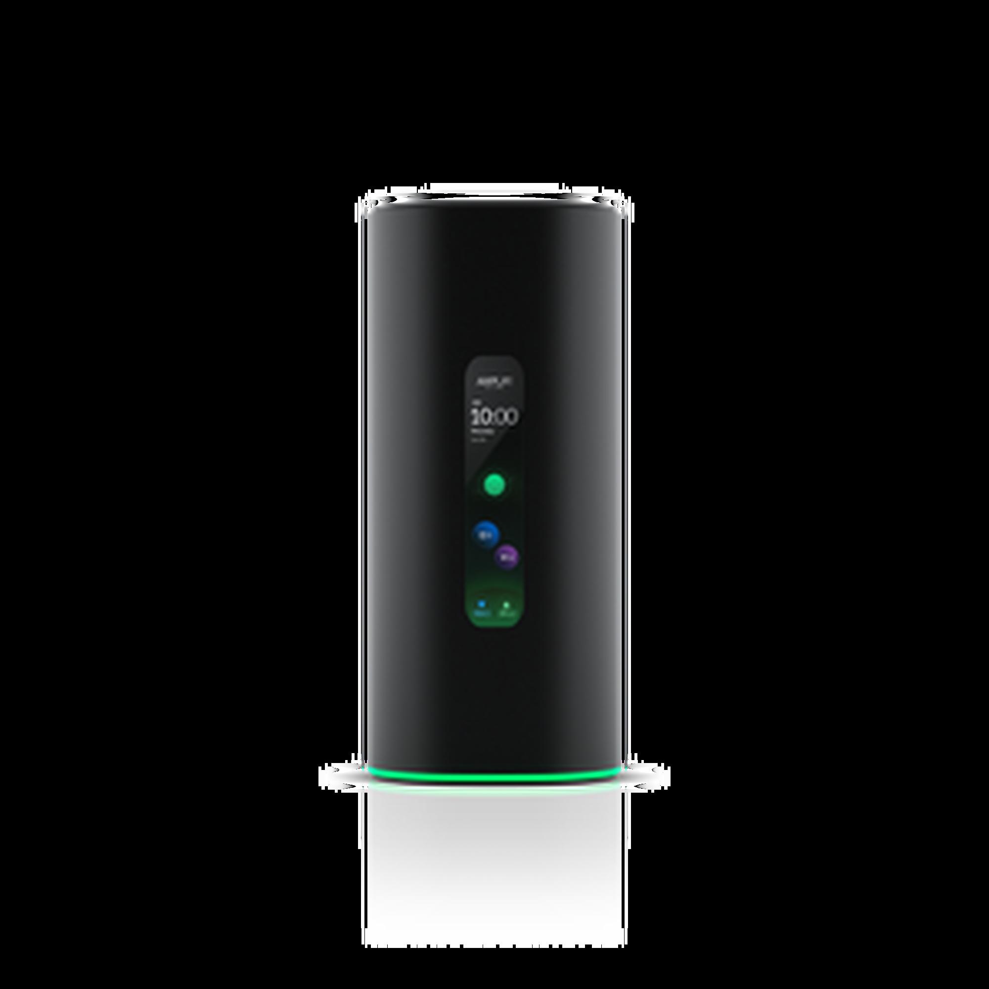 MeshRouter AmpliFi WiFi Residencial Premium para alta densidad de usuarios y cobertura
