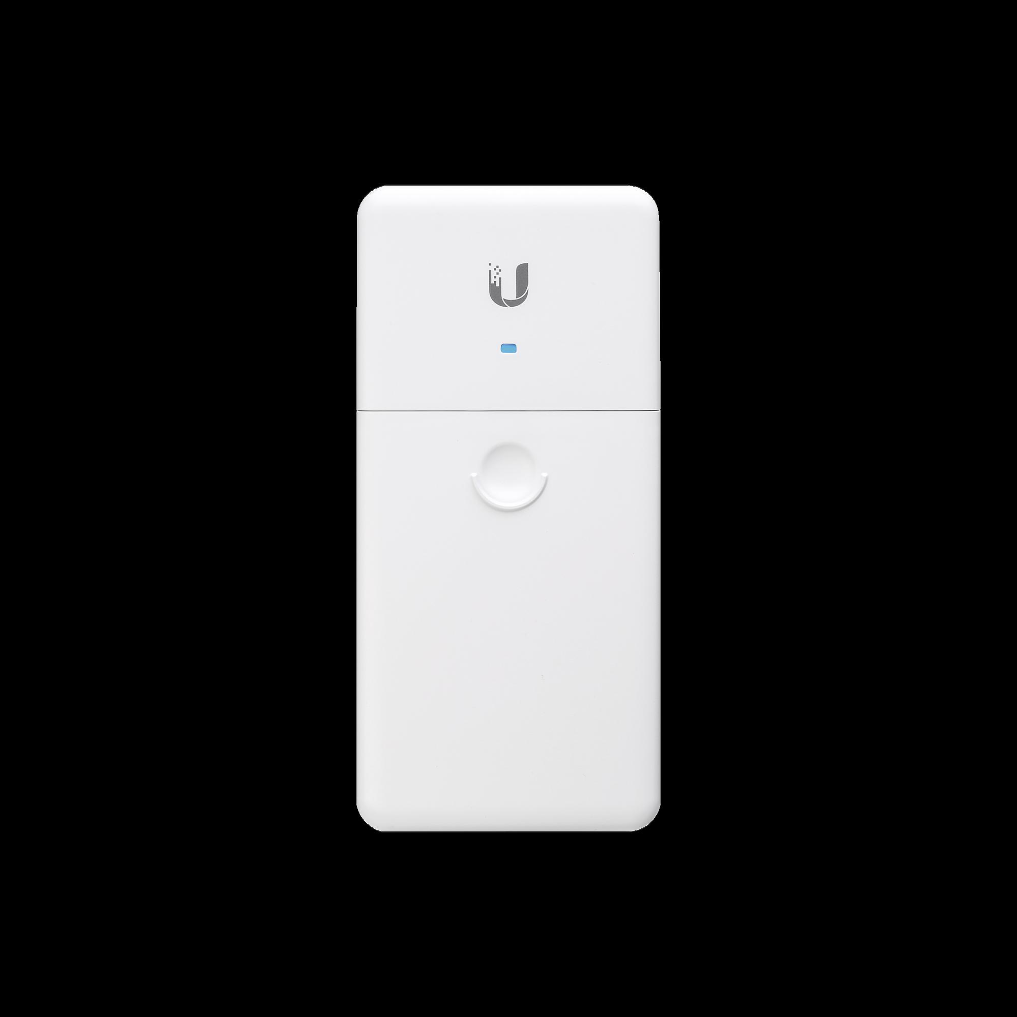 Transporte óptico de datos para dispositivos PoE Ubiquiti Networks de exteriores
