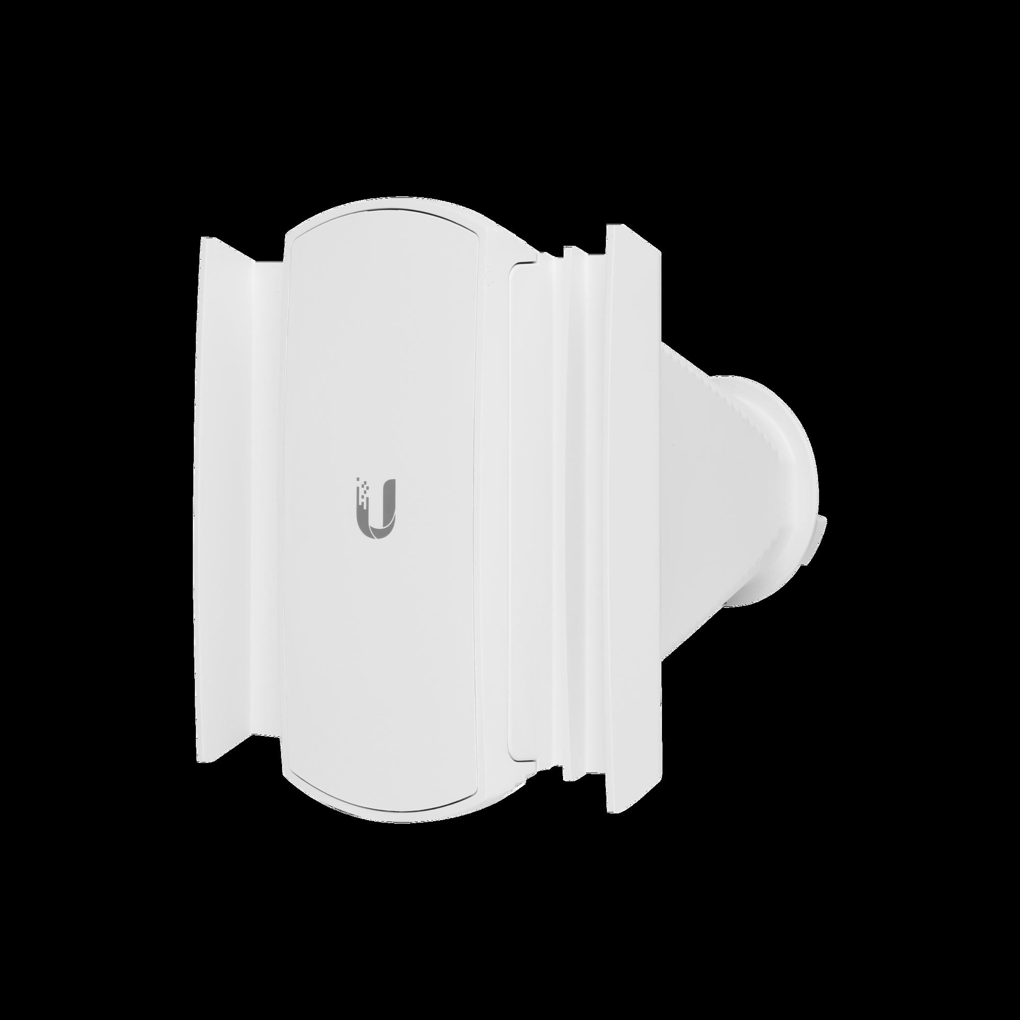 Antena sectorial asimétrica tipo HORN de 60 grados de apertura de 16 dBi, 5 GHz (5.150 - 5.850 MHz) para equipos PrismStation e IsoStation