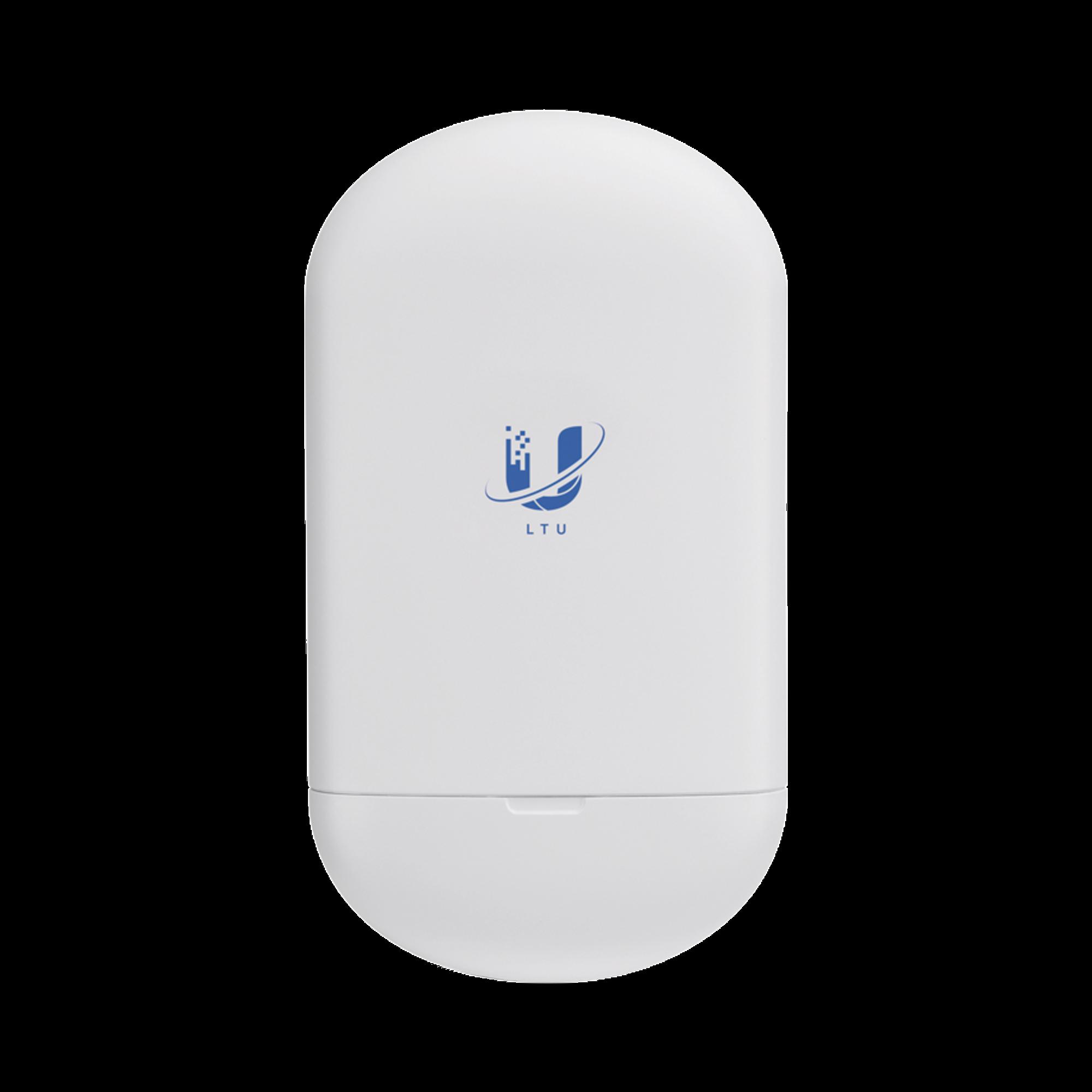 Cliente PtMP LTU? Lite, 5 GHz (4.8 - 6-2 GHz) con antena integrada de 13 dBi