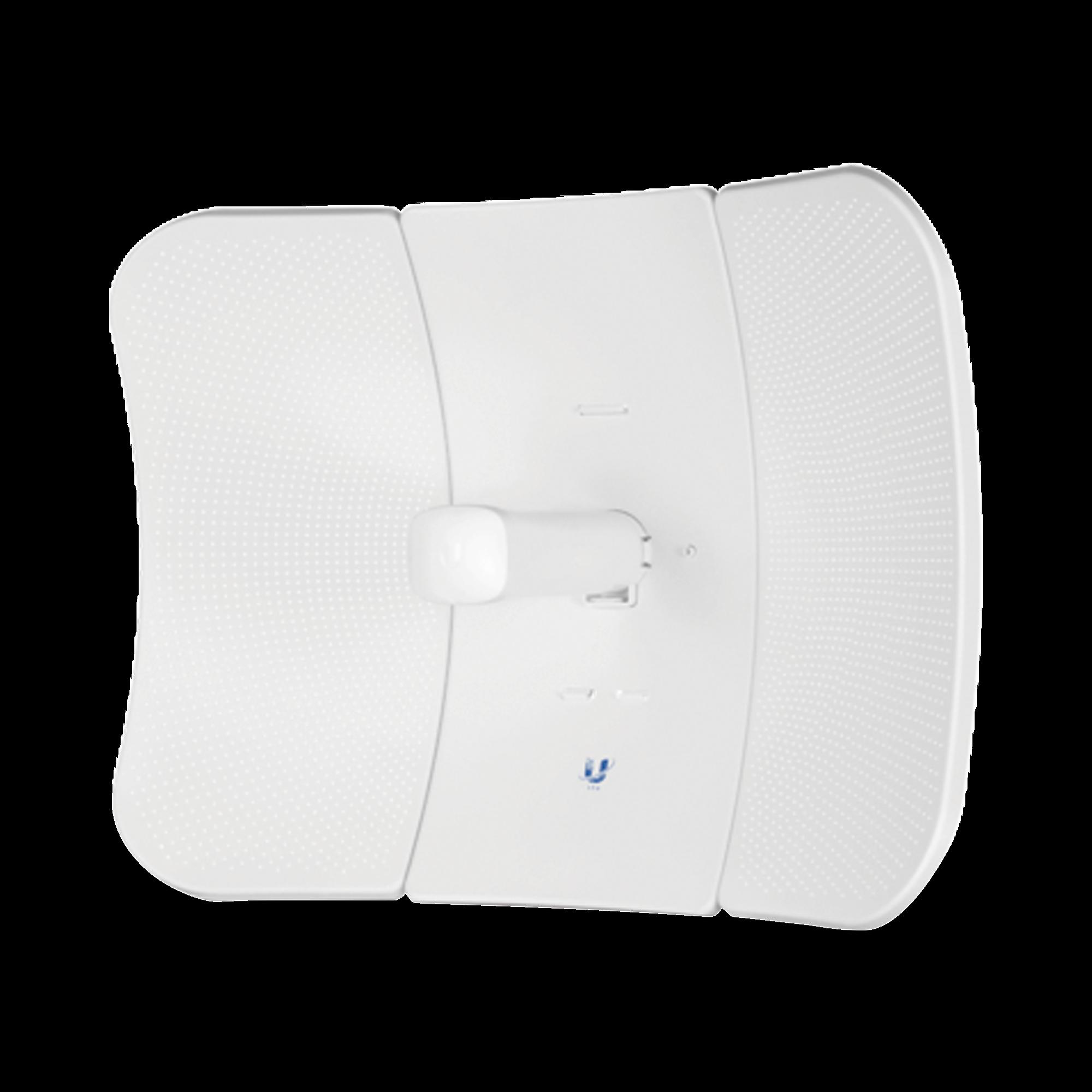 Cliente PtMP LTU? Long Range, 5 GHz (4.8 - 6-2 GHz) con antena integrada de 26 dBi