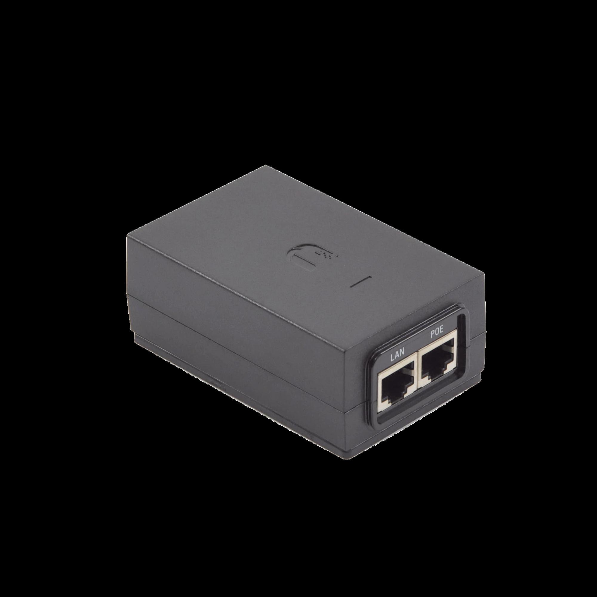 Adaptador PoE Ubiquiti de 24 VDC, 1.0 A