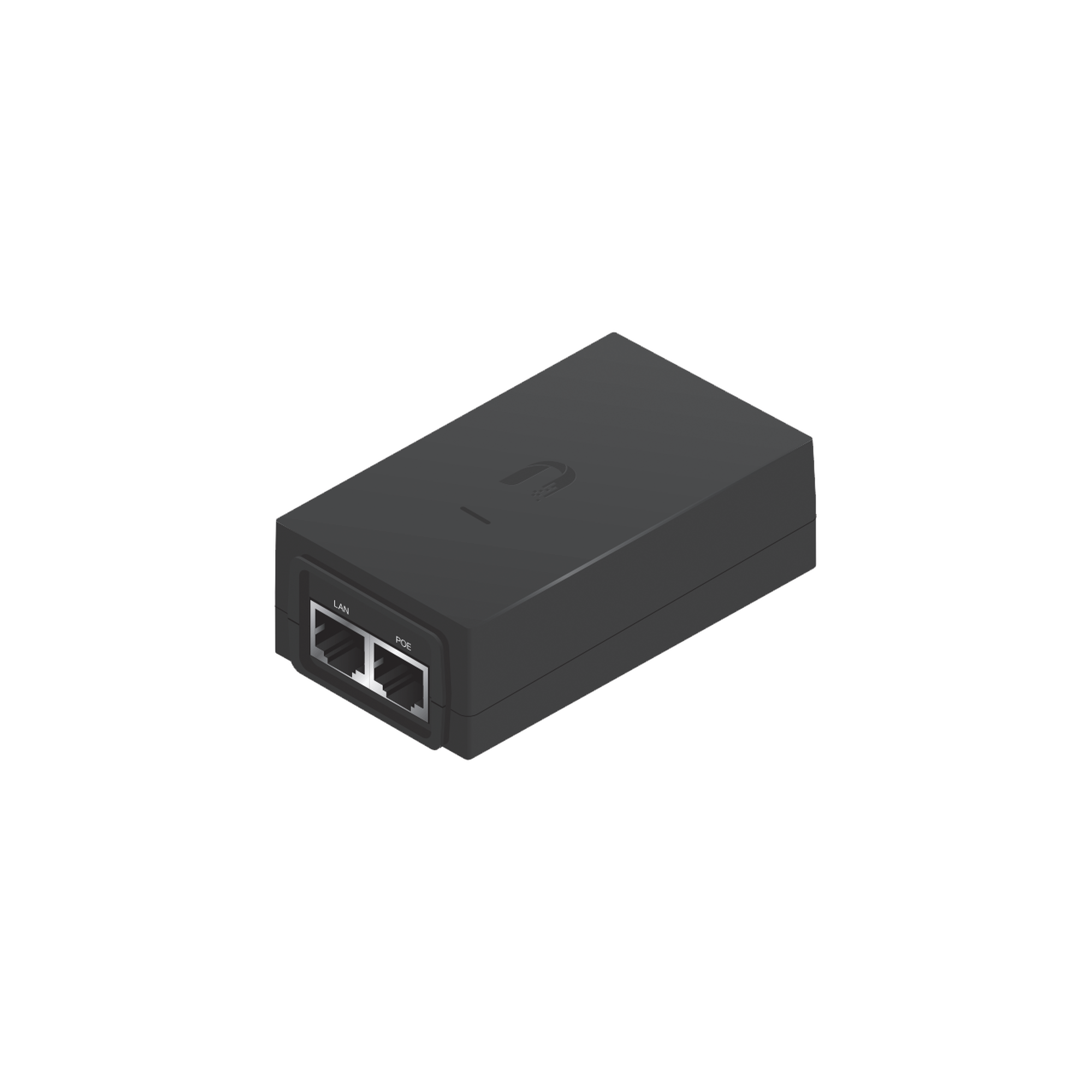 Adaptador PoE Ubiquiti de 50 VDC, 1.2 A puerto Gigabit para equipos airFiber