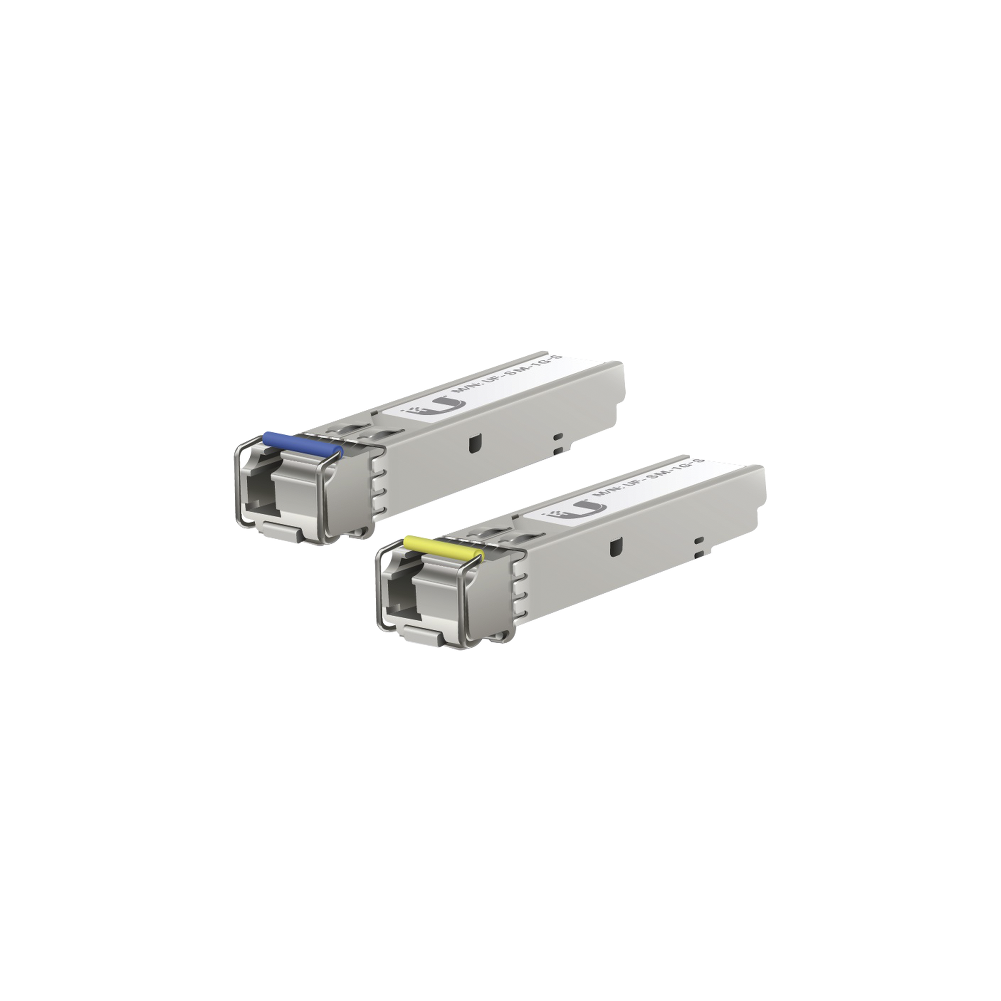 UFiber Módulo SFP, transceptor MiniGibic MonoModo 1.25 Gbps, distancia 3km, un conector LC