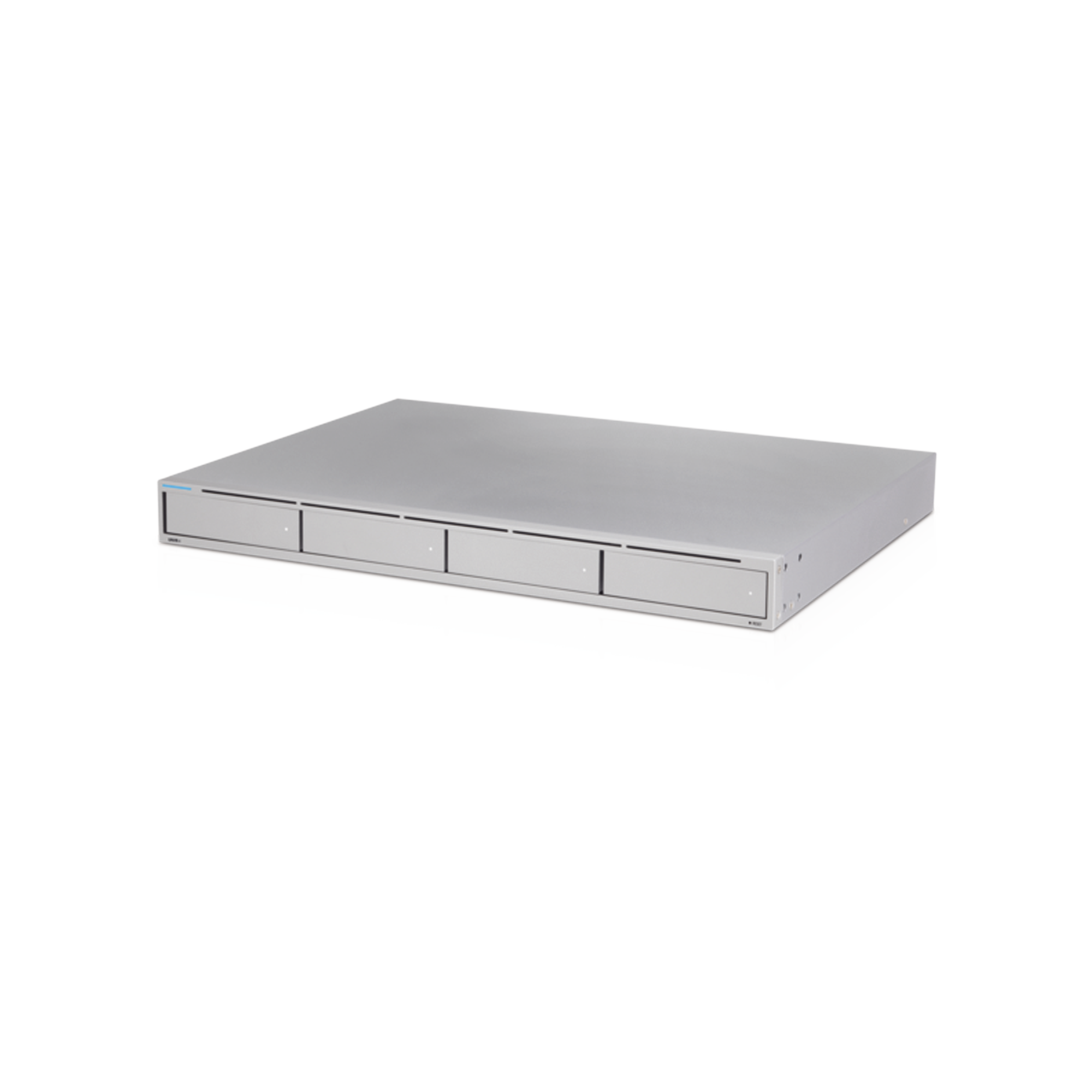 NVR Empresarial UniFi Protect de 4 Bahías de Disco Duro, recomendado para hasta 50 cámaras Full HD
