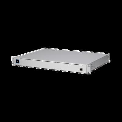 Sistema de energía redundante UniFi SmartPower, diseñado para proteger hasta 6 dispositivos compatibles con SmartPower