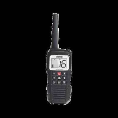Radio Marino Portátil VHF, flotante y sumergible
