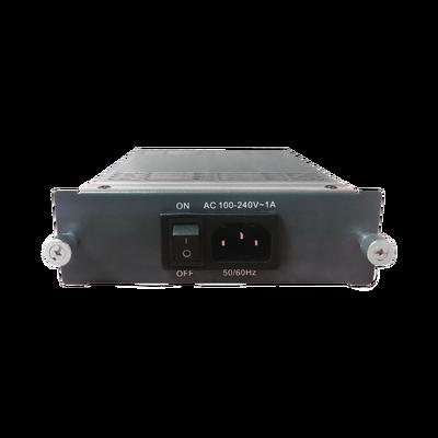Fuente de poder CA de 100-240 Vca, fuente de alimentación redundante para OLT V1600-D8