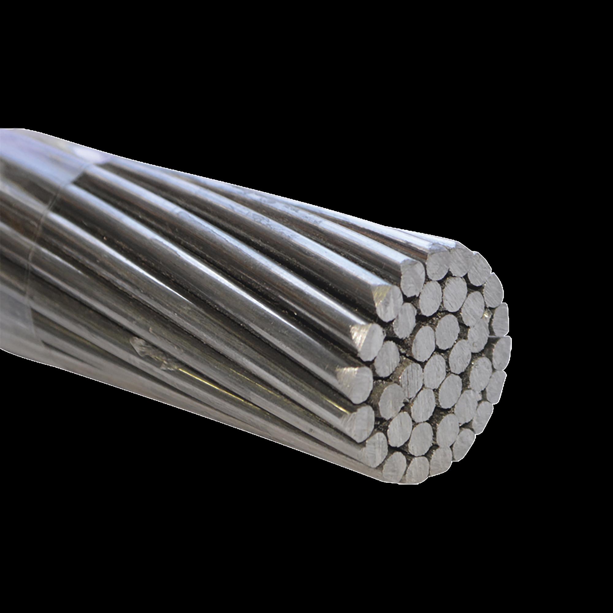 Cable de Aluminio Desnudo con Alma de Acero ACSR (Venta por Metro)