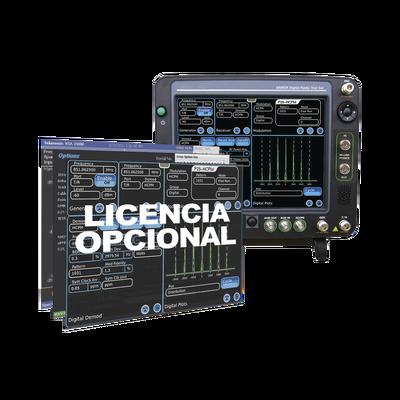 Opción 8800OPT06 para Prueba de Repetidor DMR con el Analizador de Sistemas de Radiocomunicación 8800SX.