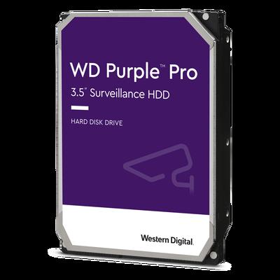 Disco duro WD de 10TB / 7200RPM / Optimizado para soluciones de video inteligente