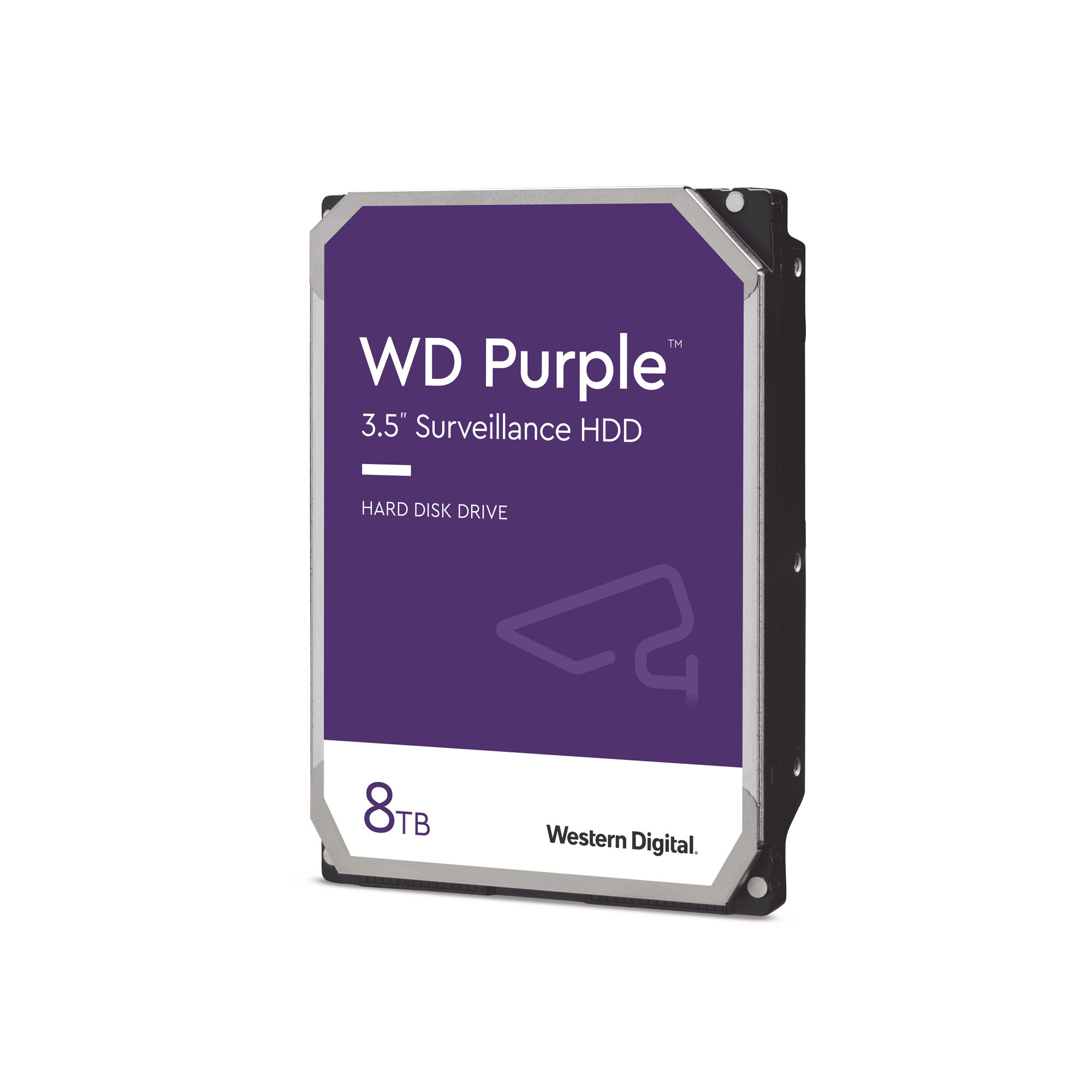Disco duro WD de 8TB / 5640RPM / Optimizado para Videovigilancia