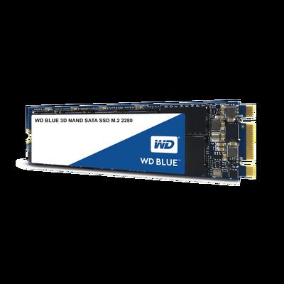 Unidad SSD m.2 de 1TB WD Blue