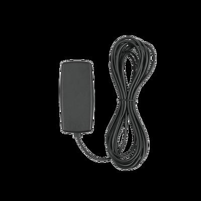 Antena 4G Slim de bajo perfil. Soporta las bandas de frecuencia Celular; 700, 850, 1700, 1900, 2100, 2500, 2600 y 2700 MHz | Hasta 3.4 dBi de ganancia.