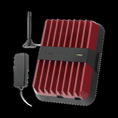 KIT de Amplificador de Señal Celular, DRIVE REACH   Capta Señal Celular de las Torres más Lejanas para que se Mantenga Comunicado y con Datos 4G LTE y 3G   Ideal para cualquier tipo de Vehículo de Pasajeros, Camionetas, Pick up