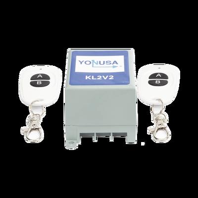 Llavero YONUSA para Energizadores de Cercos eléctricos con Función Encendido/Apagado/Panico