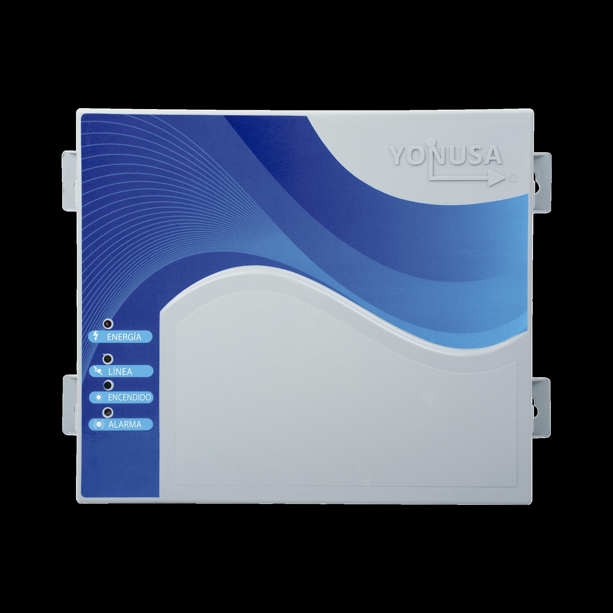 ENERGIZADOR con tecnología SMT de 10,000Volts-1Joule/ 2500Mts Lineales de Protección / Ajuste Tiempo de Sirena / ALERTA POR CORTE O CAíDA A TIERRA.