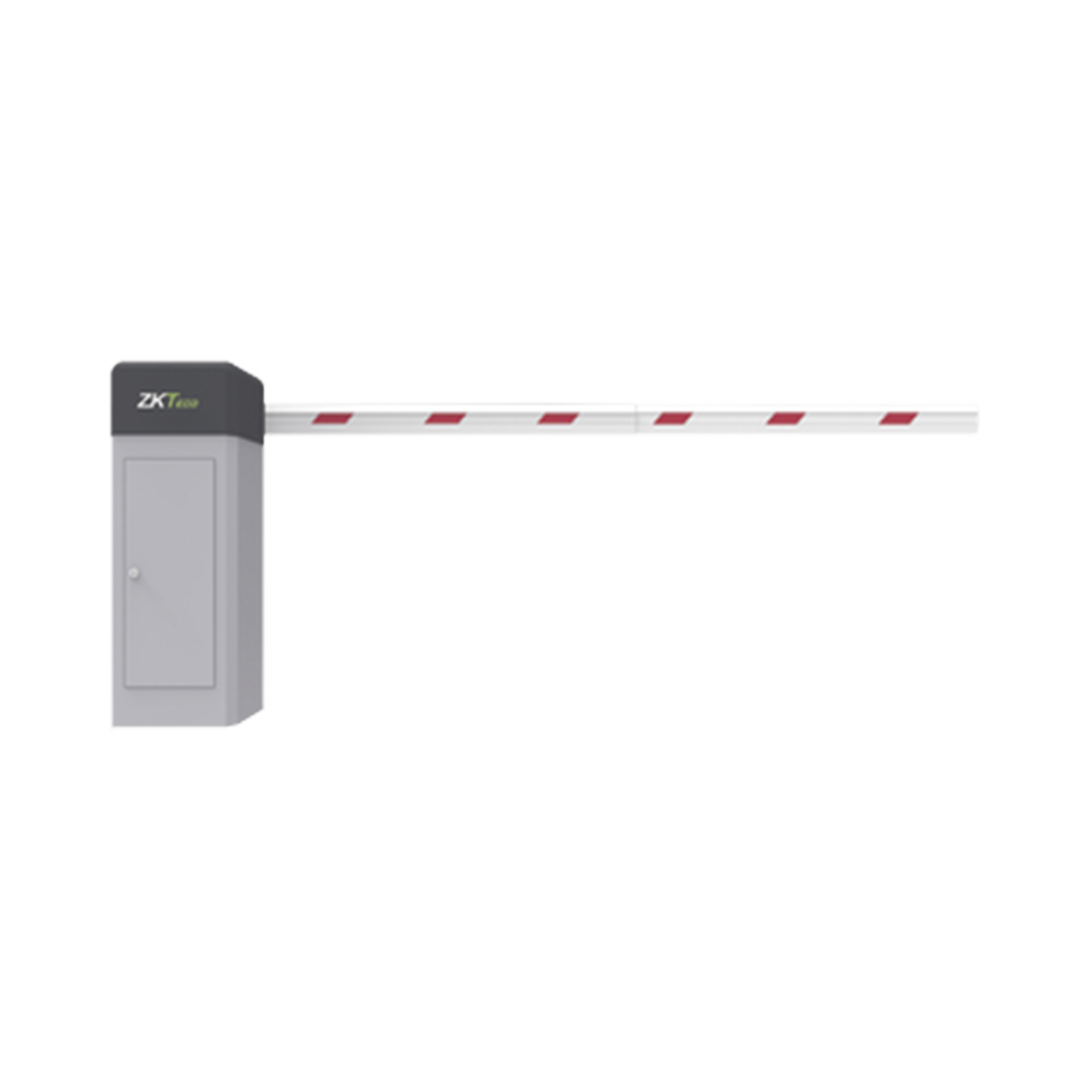 Barrera vehicular IZQUIERDA con brazo ajustable a 4 mts / 3 segundos en apertura / INCLUYE BRAZO