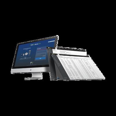 Software de administración web de control de acceso ZKTeco