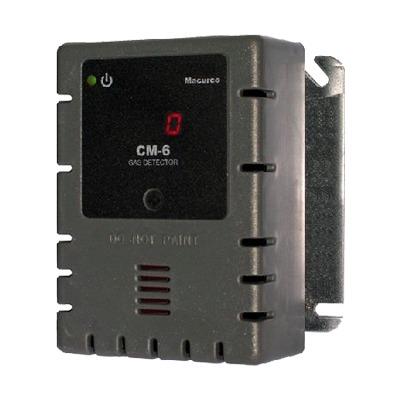 Detector, Controlador y Transductor de Monóxido de Carbono