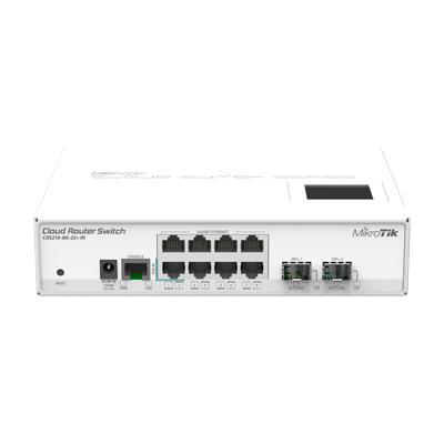 CRS-210-8G-2SPLUS-IN