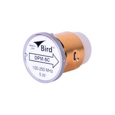 Elemento DPM potencia reflejada de 125 mW - 5 W, 100 - 250 MHz. Para Sensor 5010.