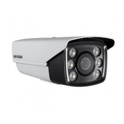 Bullet TURBOHD 720p / PLACAS VEHICULARES / CLIMAS EXTREMOS / Lente Mot. 6 a 22 mm / Luz Blanca 40 mts / Exterior IP66