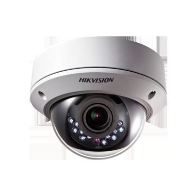 Mini domo HD-SDI 1080p,  dia - noche real (ICR)  antivandálico, lente varifocal 2.8 a 12 mm