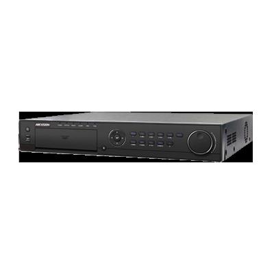 Vídeograbadora digital de 16 canales con tecnología HD-SDI, grabación en 1080p en todos sus canales, salida de vídeo en FullHD