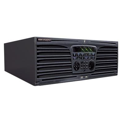NVR 12 Megapixel (4K) / 32 Canales IP / 16 Bahías de Disco Duro / 2 Tarjetas de Red / Soporta RAID con Hot Swap / HDMI en 4K / Soporta POS