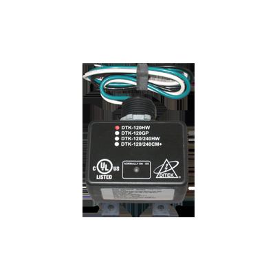 Protector para circuito de 120 V-20 A, conexión de cableado en paralelo, indicador LED
