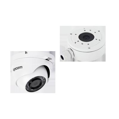 Kid de Cámara eyeball TurboHD 1080p + caja de conexiones
