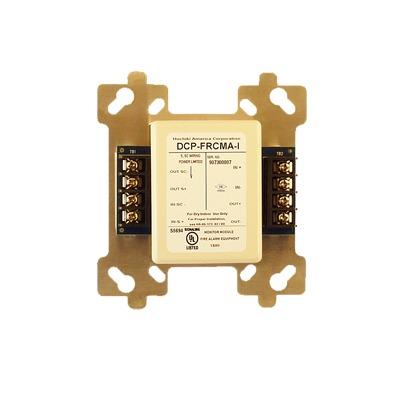 Módulo de contacto de respuesta rápida con aislador de corto circuito