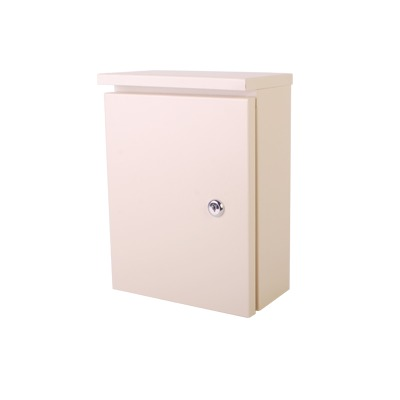 Gabinete para Fuente o Tarjetas Eléctricas con Chapa de Seguridad (217.5 x 293.5 x 110.5 mm)