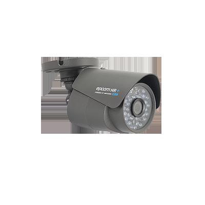 Cámara bala interior-exterior 800TVL UltraHR  2.0, 36 LEDs IR inteligente, día y noche real, dWDR
