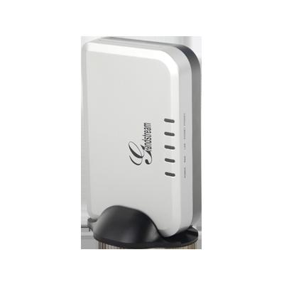 Adaptador de Teléfono Analógico (ATA) de 2 puertos FXS con ruteador incluido