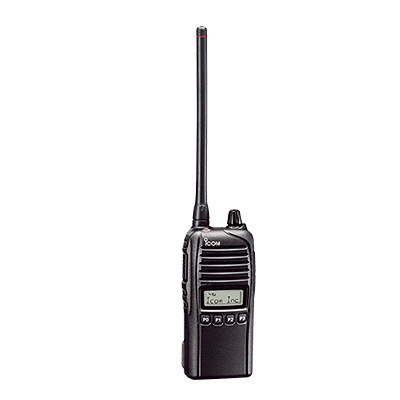 Radio Portátil Digital NXDN, 4 W, 450-512MHz, 128 canales, sumergible IP67, Analógico, digital, convencional, trunking y multitrunk