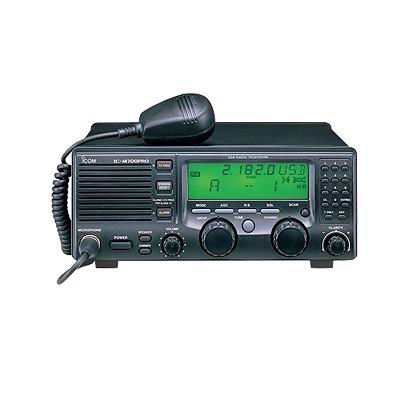 Radio Móvil  HF, 150W PEP inferior a 24MHz, 60W PEP superior a 24MHz, gran pantalla de matriz de puntos de fácil acceso.